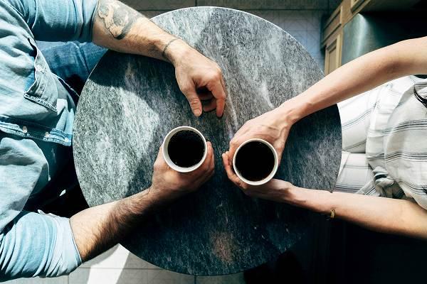 コーヒーミーティング