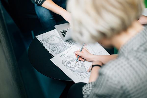 絵の描き方講座