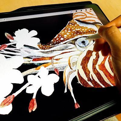 ipad-watercolor