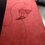 leather flamingo 2